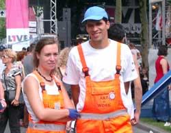 Lena und Marcos