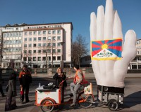 GIVE A HAND TO FREE TIBET 2014