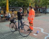 MDG Aktionstag Welthaus – Siegfriedsplatz Bielefeld 15.09.2012